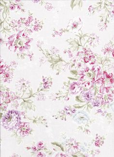 Shabby Chic  750SP Pink Wildflower by DonnasLavenderNest on Etsy, $2.00