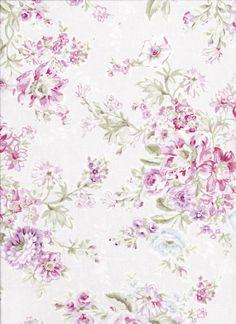 Shabby Chic  750SP Pink Wildflower by DonnasLavenderNest on Etsy, $2.00