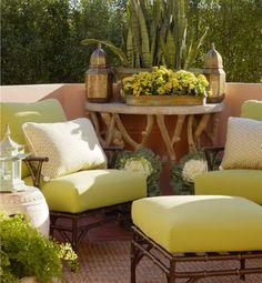 Kohler's Dream Home - Outdoor Setting