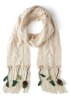 Under the Oaks Scarf, #ModCloth