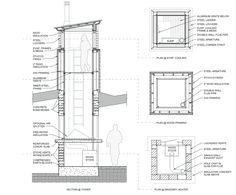 windcatcher tower air flow