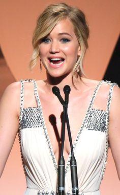 LOL! Jennifer Lawrence Needs a Xanax, Calls Hunger Games a ''Huge F--king Failure''  Jennifer Lawrence, PGA Awards