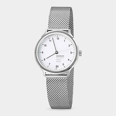 No1 33mm Mesh Watch-martin drechsel