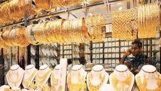 سعر الذهب يرتفى فى مصر اليوم 5/7/2014