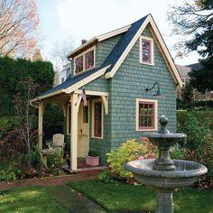 HOME  GARDEN: Exterior
