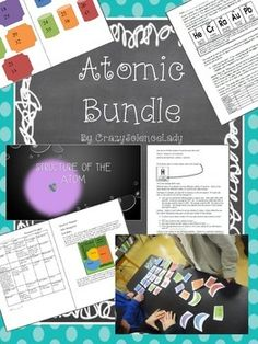 Dynamic periodic table of the elements periodic table chemistry atomic bundle atomic structure ions isotopes periodic table bonding urtaz Gallery