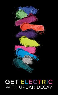 Show Urban Decay your festival style for a chance to win! LOVE these vivid colors!
