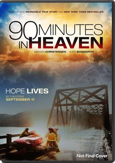 90 Minutes in Heaven is an incredible true story of perseverance and faith in the midst of the challenges of life and death, and will bring hope and encouragement to all who see it.
