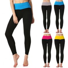 YOGA Sport Running Pants Fitness Fashion Leggings