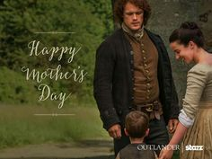 Whether you're raising a wee Jamie or been a Mom for 50 years. Happy Mother's Day!