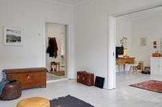 Binnenkijken in een appartementje in scandinavische stijl / www.woonblog.be