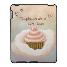 Sweet Daydreams iPad Covers