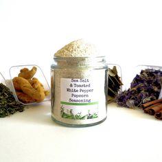 Sea Salt & Toasted White Pepper Gourmet by ALLSPICEEMPORIUM