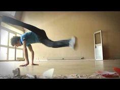 Sick Dance - Yoga Breakdancing!