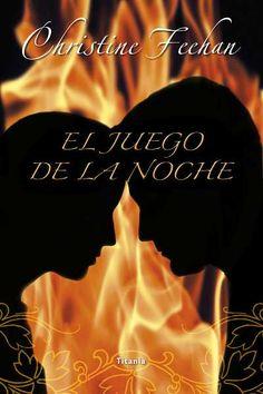 """""""SOLDADOS FANTASMA"""" #3 - El juego de la noche // Christine Feehan (Ediciones Urano)"""