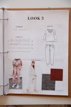 Designing Our Fall Wardrobes