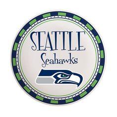 Seattle Seahawks Wordmark Plate, Ovrfl Oth
