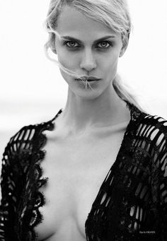 Aymeline Valade Is Smart & Sensual, Lensed By Driu + Tiago For Rika Magazine #11 Fall/Winter2014 - 3 Sensual Fashion Editorials | Art Exhibits - Anne of Carversville Women's News