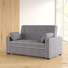Sofa Bed - Buy New Furniture The Easy Way By Utilizing These Pointers Full Size Sofa Bed, Beds For Small Spaces, Daybed With Trundle, Furniture Styles, How To Make Bed, Clean Design, Online Furniture, Small Living, Evans