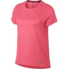 c0408cd2e8b4b Ad(eBay) Nike Running Breathe Short Sleeve Top Women T-SHIRT Running  Trainers