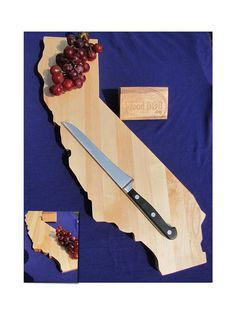 Cali Cutting Board!!  Sign up with this link first and you will get $10 free for whatever you want!   - http://copious.com/invites/4f62c5798451e07aca006de6