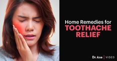 Looking for easy home remedies for toothache relief? There are three simple steps to take to help relieve the toothache pain, and the solutions may take under five minutes!
