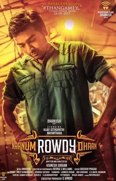 Naanum Rowdy Thaan Movie Posters (1)