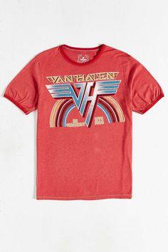 TRUNK LTD Van Halen Ringer Tee