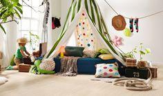 Kinderzimmergestaltung - Das neue Kinder-Wunderland!