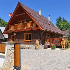 Sorea Hotely - Travelguide.sk Home Fashion, Rafting, Relax, Cabin, House Styles, Home Decor, Decoration Home, Room Decor, Cabins