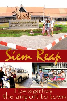A really helpful guide with info and prices on how to organise your own transfer from Siem Reap Airport to town. - Read more about Cambodia on wanderluststorytellers.com.au