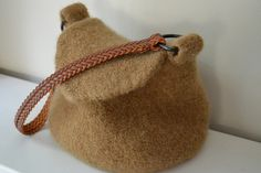 handknit and felted - Google Search