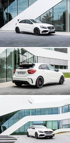 Find out more about the A-Class. MBUX (Mercedes-Benz User Experience) and many personalization options change everything. Mercedes A Class, Mercedes Amg, A45 Amg, Nice Cars, Saudi Arabia, Supercars, Cars Motorcycles, Muscle Cars, Luxury Cars