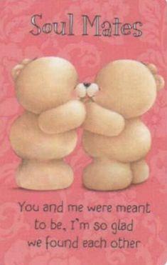 Teddy Bears - Forever Friends