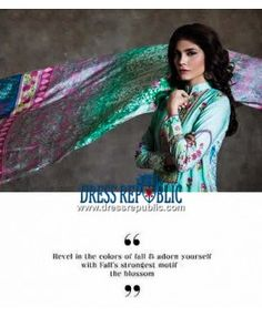 Sapphire Textile Mid Summer Cambric Collection 2015