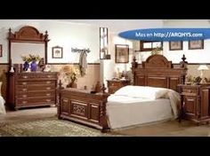 resultado de imagen de dormitorios matrimonio clasicos
