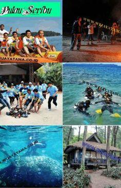 """Read """"Promo Paket Wisata Tour Pulau Seribu - Pulau Seribu"""" #wattpad #adventure #pulauseribu  #travel"""