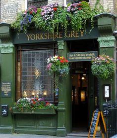 London England :: Yorkshire Grey √ http://www.theyorkshiregrey.com/