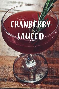 This base of freshly brewed Darjeeling tea spiked with hibiscus, strawberry and lemon peel is a bright match for #vodka and cranberry bitters. It's a #Thanksgiving cocktail that may become your favorite this #holiday season!