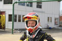 Happy on the track