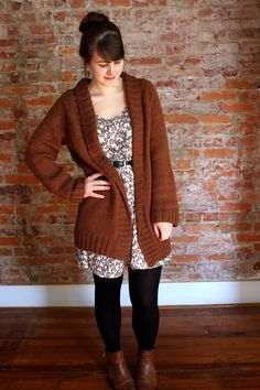 rosemont and the wild ponies. Yay hand-knit sweater!! I really want to try this one.
