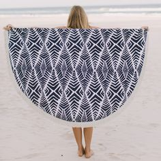 Beach towel available at Tathra Beach Designs (free shipping)
