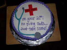 21st birthday cakes - Google Search