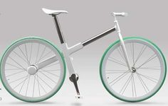 winner of 2010 Seoul bike design competition.a fixie revamped Velo Design, Bicycle Design, Cool Bicycles, Cool Bikes, Vintage Bicycles, Urban Bike, Urban Cycling, Cycling Bikes, Cycling Art