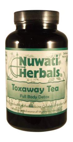 Nuwati Herbals – Toxaway Herbal Liver