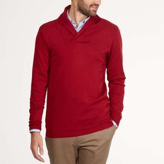 Pull col châle maille fine Homme - Kiabi - 15,00€