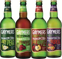 Gaymers #cider #packaging #sidra