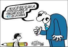 Caricatura de Bonil.