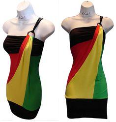 Rastafarians clothing