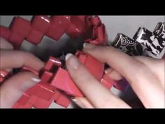 ♥ DIY: Flettet taske (Af gavepapir) ♥ - YouTube